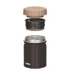サーモス 真空断熱スープジャー 400ml(JBT-400)パーツが分かれているので洗いやすい