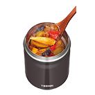 サーモス 真空断熱スープジャー 400ml(JBT-400)温かい食べ物に