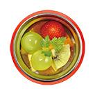 サーモス 真空断熱スープジャー 500ml(JBX-500)冷たい食べ物にも