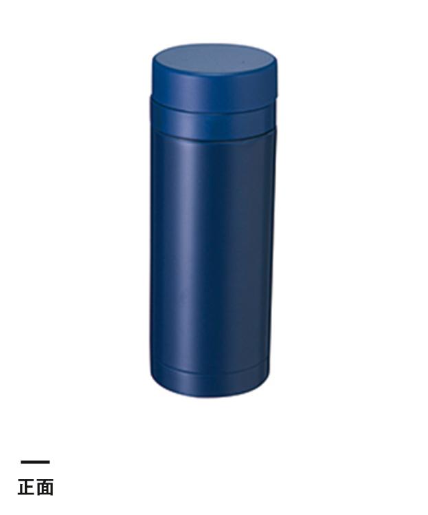 スリムサーモステンレスボトル 200ml(TS-0843)正面