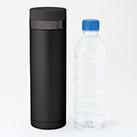 スリムサーモステンレスボトル 500ml(TS-0845)サイズイメージ