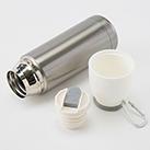 キャンピングサーモボトル 500ml(TS-1224)温冷保つサーモタイプのボトル