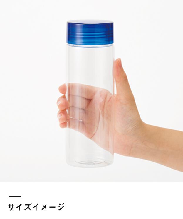 クリアキャップボトル(TS-1368)サイズイメージ