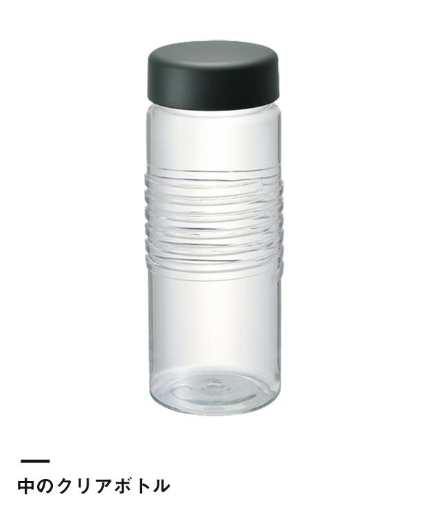 ペアサーモカップボトル(TS-1374)中のクリアボトル