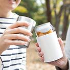 ペアサーモカップボトル(TS-1374)保温・冷却効果で美味しい温度をキープ