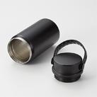Zalattoサーモハンドルスタイルボトル 350ml(TS-1411)広い飲み口で氷も入れやすい