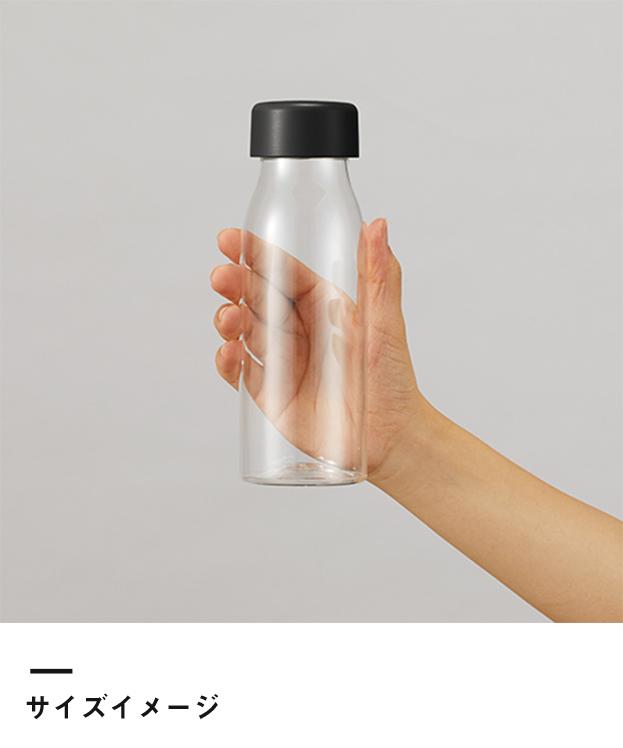ミルク瓶クリアボトル(TS-1443)サイズイメージ