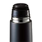 コップ付サーモステンレスボトル 320ml(TS-1474)安心のワンプッシュ開閉タイプ