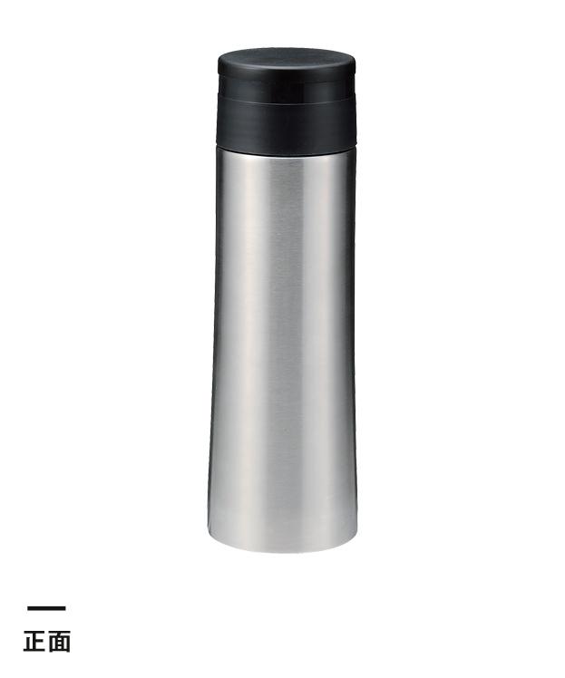 真空ステンレスボトル500ml(V010313)正面