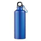 アルミスポーツボトル500(カラビナ付)(V010338)正面