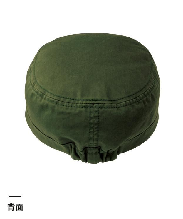 アーミーワークキャップ(00730-CAW)背面