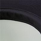 フラットバイザーメッシュキャップ(9663-01)スベリ