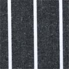 ハンチング(ストライプ)(FA9655)生地(ブラック)
