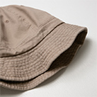 メトロハット (twill)(no1545)ツバ-各サイズ12個単位で受付