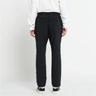 ドライストレッチパンツ(00370-SAC)男性着用イメージ(ブラック/Lサイズ)・背面