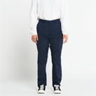 ドライストレッチパンツ(00370-SAC)女性着用イメージ(ネイビー/WLサイズ)