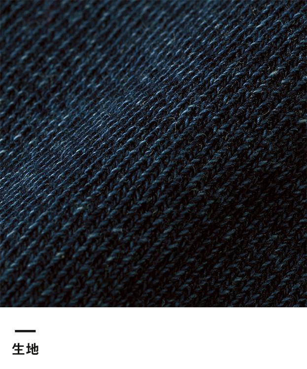 12.2オンス デニムスウェットショーツ(3904-01)生地