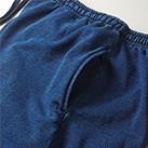 12.2オンス デニムスウェットショーツ(3904-01)ポケット