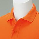 5.8オンス T/Cポロシャツ(ポケット無し)(00141-NVP)襟