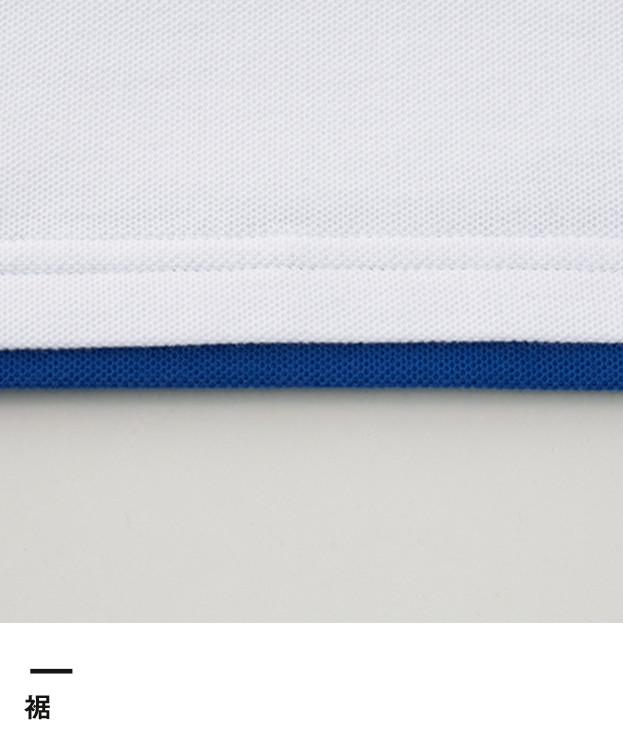 5.8オンス T/Cポロシャツ(00100-VP)裾