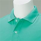 5.3オンス スタンダードポロシャツ(00223-SDP)襟