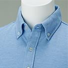 5.3オンス スタンダードB/Dポロシャツ(00224-SBN)襟
