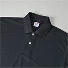 4.7オンス スペシャルドライカノコポロシャツ(ローブリード)(2020-01-03)リブ仕様の襟