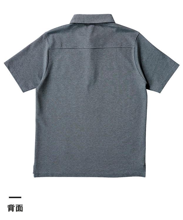 ビズスタイルBDポロシャツ(BSP-265)背面