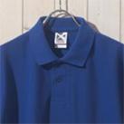 イベントポロシャツ(CR2102)襟部分