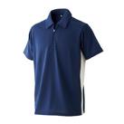 サイドラインジップシャツ(EG-210)正面