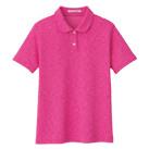 吸汗速乾フラットカラーポロシャツ(FB4029L)正面