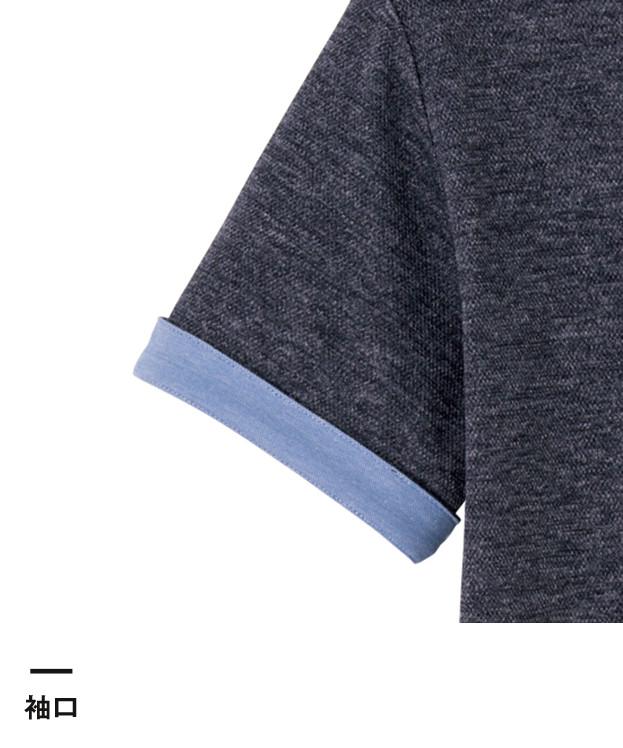 ユニセックス吸汗速乾ポロシャツ(FB4531U)袖口