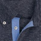 ユニセックス吸汗速乾ポロシャツ(FB4531U)首元