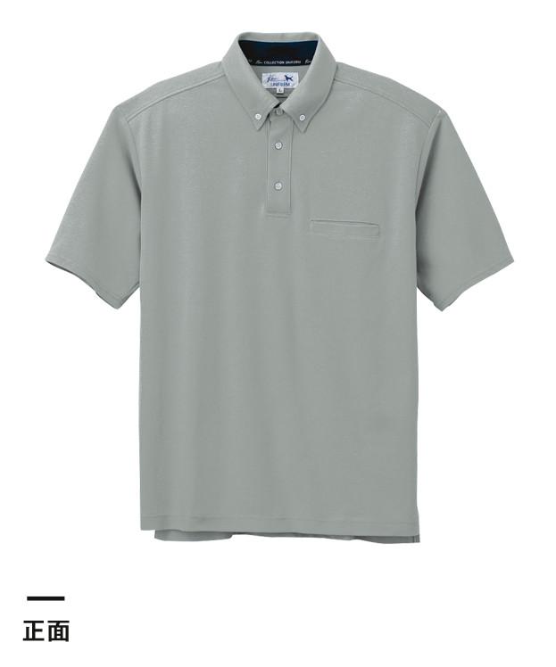 半袖ポロシャツ(KU1400)正面