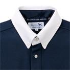 クレリック半袖ポロシャツ(KU1402)襟