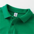 ポケット付CVC鹿の子ドライポロシャツ(MS3114)襟