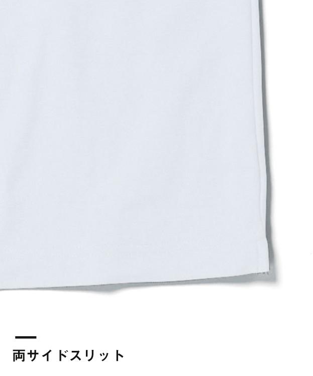 2WAYカラーポロシャツ(MS3116)両サイドスリット