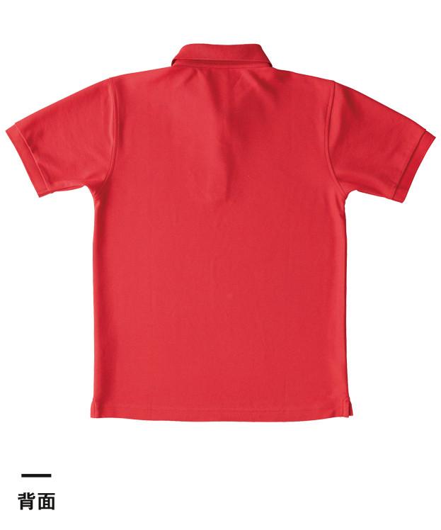 ベーシックスタイルポロシャツ(VSN-267)背面