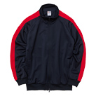 7.0オンス スタンドカラージャージートラックジャケット(1997-01)正面
