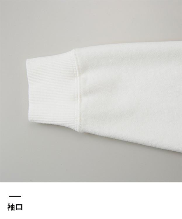 8.8オンス ピグメントダイクルーネックスウェット(5066-01)袖口