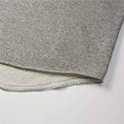 8.4オンス ファインフレンチテリーカットオフクルーネックスウェット(5174-01) 裾