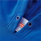 10.0オンス スウェットプルオーバーパーカ(5214-01-02)ジュニアサイズ 襟・フード(ひも無し)