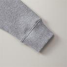 8.8オンス ミドルウェイトクルーネックスウェット(裏パイル)(5332-01)袖リブ