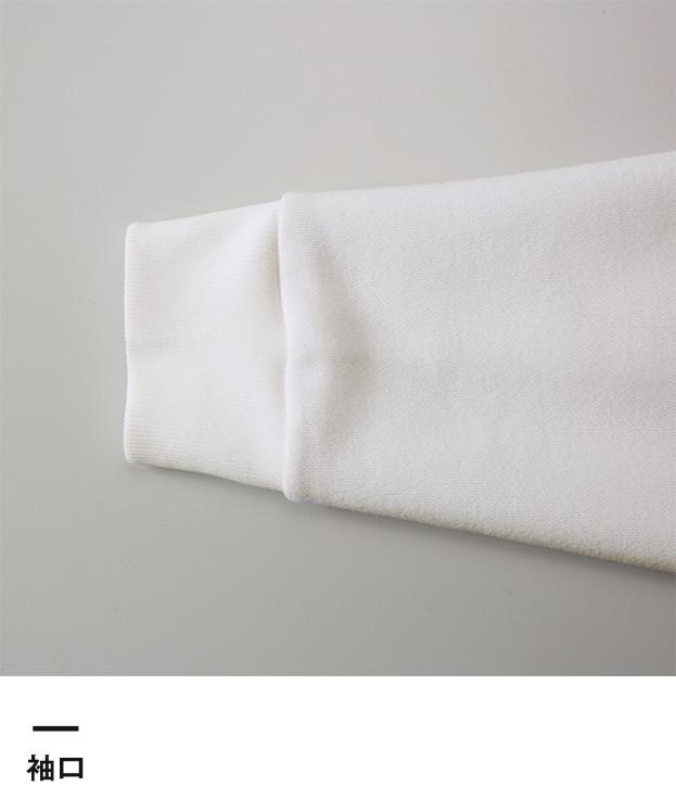 10.0オンス T/Cハーフジップスウェット(5628-01)袖口