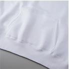 10.0オンス T/Cビッグシルエットスウェットプルオーバーパーカ(裏起毛)(5631-01)裾