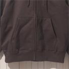 ワイルドジップパーカー(CS2231)ポケット部分
