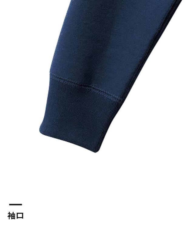 ヘビーウェイトP/Oパーカ(HSP-136)袖口
