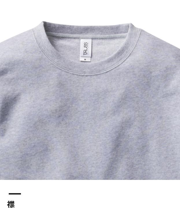 スタンダードスウェットシャツ(RSS-147)襟