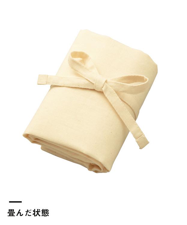 お買い物エコバッグ(00765-ESB)畳んだ状態