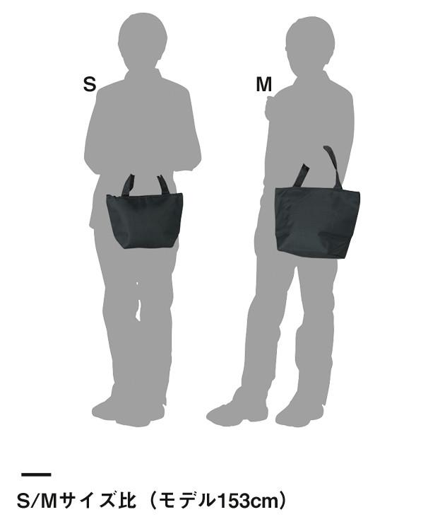 保冷トートバッグ(00766-CCB)サイズ比